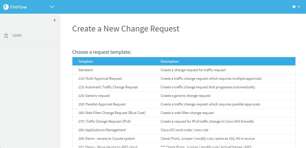 Request Changes