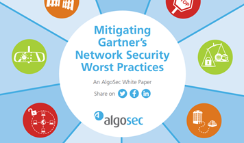 Mitigating Gartner's Network Security Worst Practices
