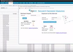 The AlgoSec QRadar App for Incident Response