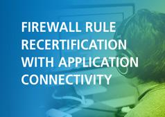 Firewall Rule Recertification