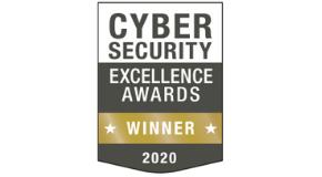 CyberSecurity 2020 Excellence Award Winner